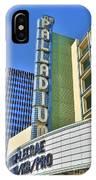 Palladium Hollywood Ca World-class Entertainment IPhone Case