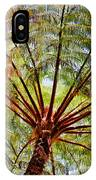 Palm Canopy IPhone Case