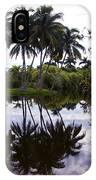 Palm Island I IPhone Case