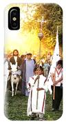 Palm Sunday - Mexico IPhone Case