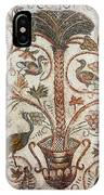 Palm Tree And Birds IPhone Case