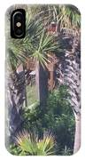 Palm Tree Scenery IPhone Case