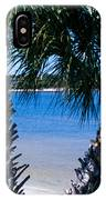 Palm Trees Of Gulf Breeze IPhone Case