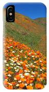 Palmdale Poppies IPhone Case