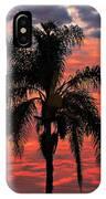 Palmtree Apocalypse IPhone Case