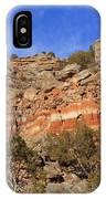 Palo Duro Canyon 021713.102 IPhone Case