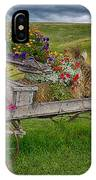 Palouse Welcome Wagon IPhone Case