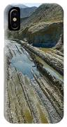 Pamir Alay Road IPhone Case