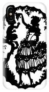 Pan And The Maiden IPhone Case