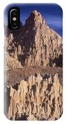 Panaca Sandstone Formations Cathedral Gorge State Park Nevada IPhone Case