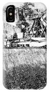 Panama Canal French Work IPhone Case
