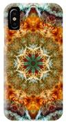 Panorama Carina Nebula II IPhone Case