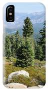 Panoramic Point IPhone Case