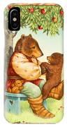 Papa Bear IPhone Case