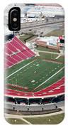 Papa John's Cardinal Stadium South Louisville Kentucky IPhone Case