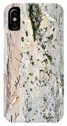 Paper Bark Astract IPhone Case