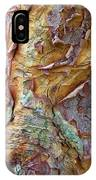 Paperbark Abstract IPhone Case