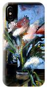 Paperwhites Getting Away IPhone X Case