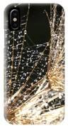 Parachute Filaments IPhone Case