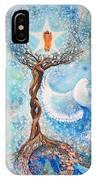 Paramhansa Yogananda - Mist IPhone Case