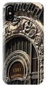 Paramount - Broadway - Nyc IPhone Case