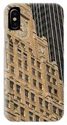 Paramount Building IPhone Case