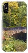 Parapet Bridge IPhone Case