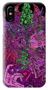 Parasitic Obstruction IPhone Case