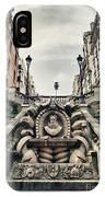 Paris - Statue IPhone Case