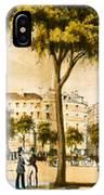 Paris 1878 IPhone Case