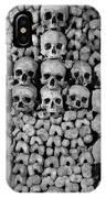 Paris Catacombs IPhone Case