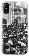 Paris Exposition, 1900 IPhone Case