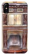 Paris Fireplace IPhone Case