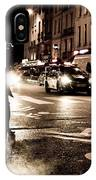 Paris Nights 1 IPhone Case