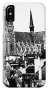 Paris Notre Dame, 1862 IPhone Case
