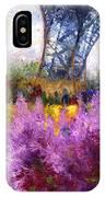 Paris Tour Eiffel 01 IPhone Case