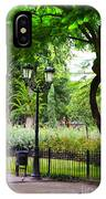 Park And Gardens IPhone Case