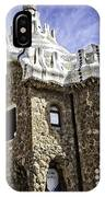 Park Guell - Barcelona - Spain IPhone Case
