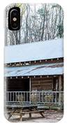 Park Ranger Cabin IPhone Case