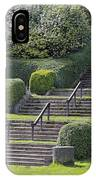 Park Stairs IPhone Case