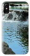 Park Waterfall IPhone Case