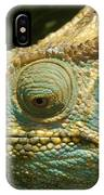 Parsons Chameleon From Madagascar 12 IPhone Case