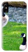 Partners For Life IPhone Case