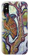Partridge In A Pear Tree 1 IPhone Case