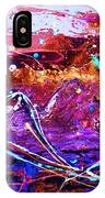 Party Light Canyon IPhone X Case