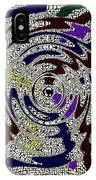 Partying In The City IPhone Case