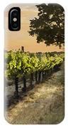 Paso Vineyard  IPhone Case