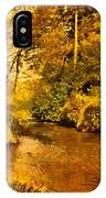 Passage Down The River IPhone Case