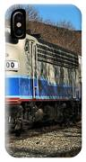 Passenger Train IPhone Case