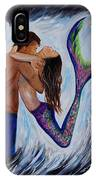 Passionate Mermaid IPhone Case